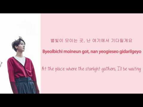 Yesung - 달의 노래 (My Dear) Lyrics (Hangul/Romanization/English)