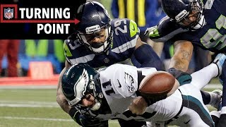 Seahawks Force a Clutch Goal Line Fumble to Keep Playoff Hopes Alive (Week 13) | NFL Turning Point