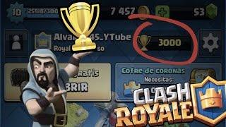 ¡¡¡SUBIENDO COPAS CON UN MAZO RÁPIDO!!! | Mazos variados | Clash Royale con TheAlvaro845 | Español