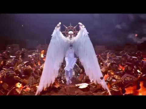 *EPIC Angel !! music ANGELS WILL RISE by Rob Scales/twisted jukebox - cinematic HIT