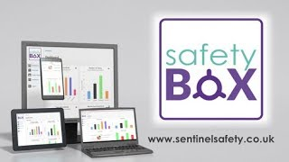Explainer Animation: Sentinel Safety Box