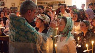 Таинство Елеосвящения (Соборование)(Соборование – это Таинство, в котором при помазании тела елеем на больного призывается благодать Божия,..., 2015-12-23T03:20:01.000Z)