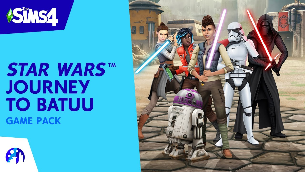 The Sims 4 Star Wars: Journey to Batuu | Official Reveal Trailer thumbnail