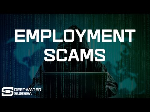 FULL INTERVIEW: How to spot fraudulent employment offers!