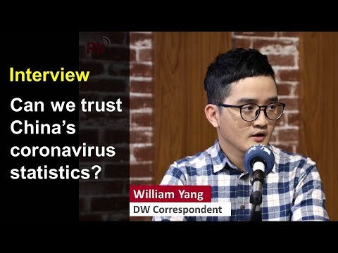 Interview: Can We Trust China's Coronavirus Statistics? | Taiwan Insider On RTI