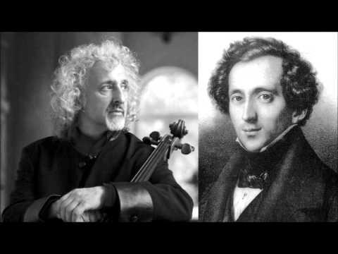Mischa Maisky, Mendelssohn Cello Sonata No.2 in D major Op.58