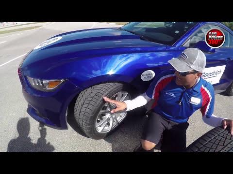 Tire Test: Best Rain Tires