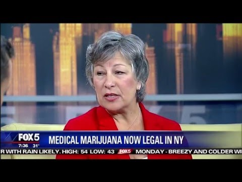Medical Marijuana Now Legal in New York (1-7-16)