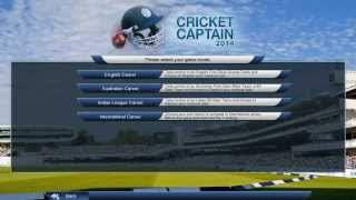 Cricket Captain 2014 Trailer