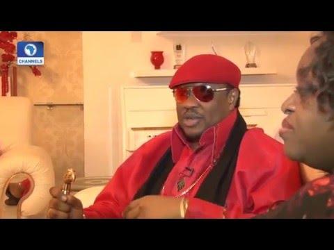 EN: Tunde Obe (T.W.O) Praises Adekunle Gold, Calls Out Young Music Stars