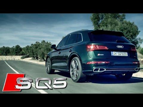 Audi SQ5 2017 SOUND ACCELERATION & LOOKS by AutoTopNL