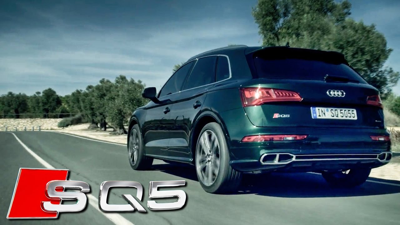 Audi SQ5 2017 SOUND ACCELERATION & LOOKS by AutoTopNL - YouTube