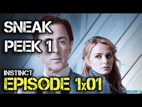 Instinct 1x01 Sneak Peek 1