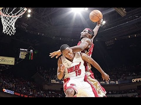 Best Nba Wallpapers Hd Lebron James Top 20 Posterize Dunks 2003 2013 Youtube