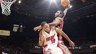 Repeat youtube video LeBron James Top 20 Posterize Dunks 2003-2013