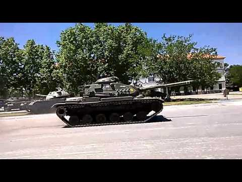 M60 in action WG Madrid event