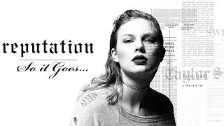 """Taylor Swift """"So It Goes..."""" Curse on Reputation Album   What's Trending Now!"""