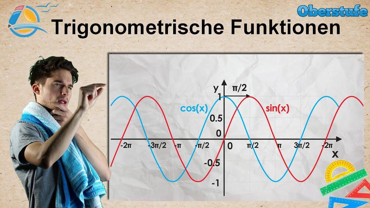 Trigonometrische Funktionen || Oberstufe ☆ Übung 2 - YouTube