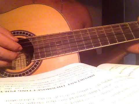 Fox Rain -My Girlfriend Is A Gumiho Ost- Guitar Cover