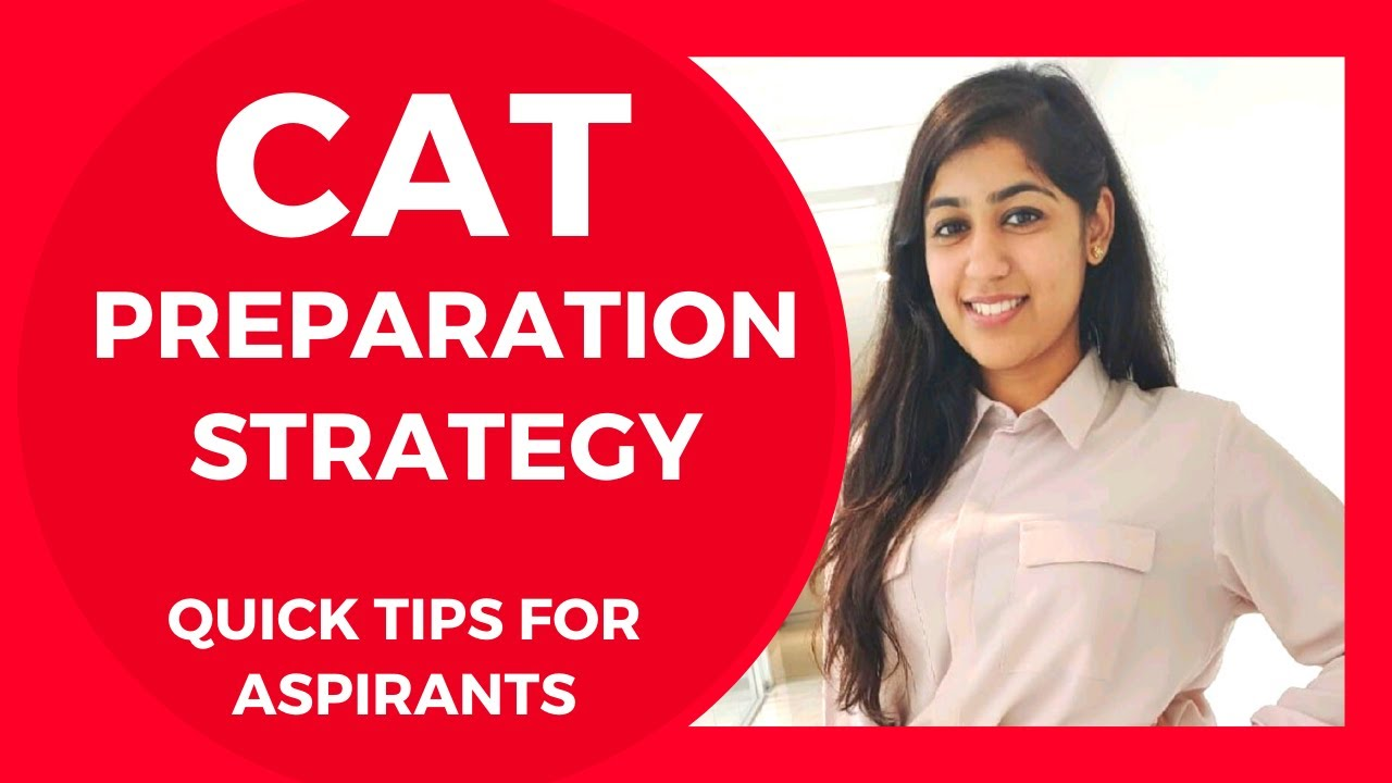 Preparation Plan to Crack CAT  | Right Habits & Tips for Aspirants