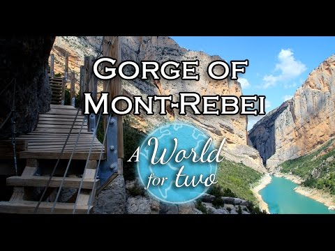 THE GORGE OF MONT-REBEI: Nature at its best!