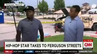 Talib Kweli Goes In On Don Lemon Live On CNN