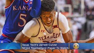 Texas Tech's Jarrett Culver: An NCAA Tournament Player To Watch