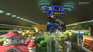Wii U - Mario Kart 8 - Frantix Chaotix