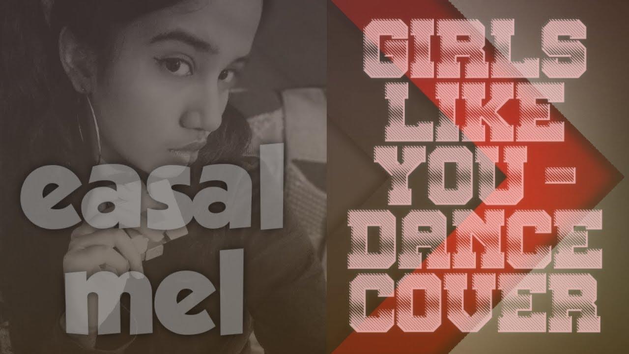 Girls Like You Dance Cover | Maroon 5 feat. Cardi B | Matt Steffanina Choreography