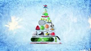 Мастер новогодних подарков - NIKE