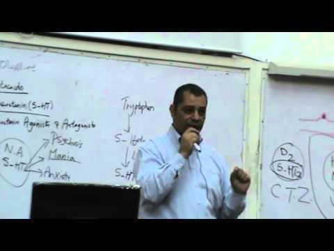 Dr.Ahmed Abd El-Rahman - Autacoids 4 - Serotonin