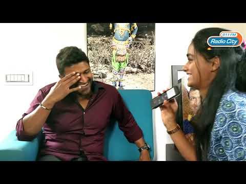 Puneeth Rajkumar Talks about Chanda Chanda Song | Anjaniputra | Chanda Chanda