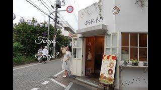 늦은 일본 도쿄 여행 브이로그 (japan tokyo travel vlog) 카페 투어, 공원 등등