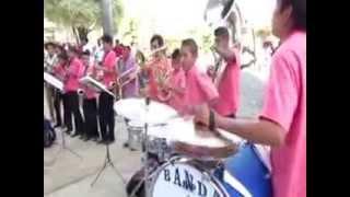 Ameniza Banda La Soledad visita de Gabino Cué en San Miguel del Puerto