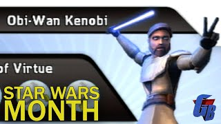 Lightsaber Duels (Wii) - Star Wars Month [GigaBoots]