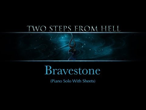 Two Steps From Hell - Bravestone (Piano Cover + Free Sheets) [Dragon 2019]