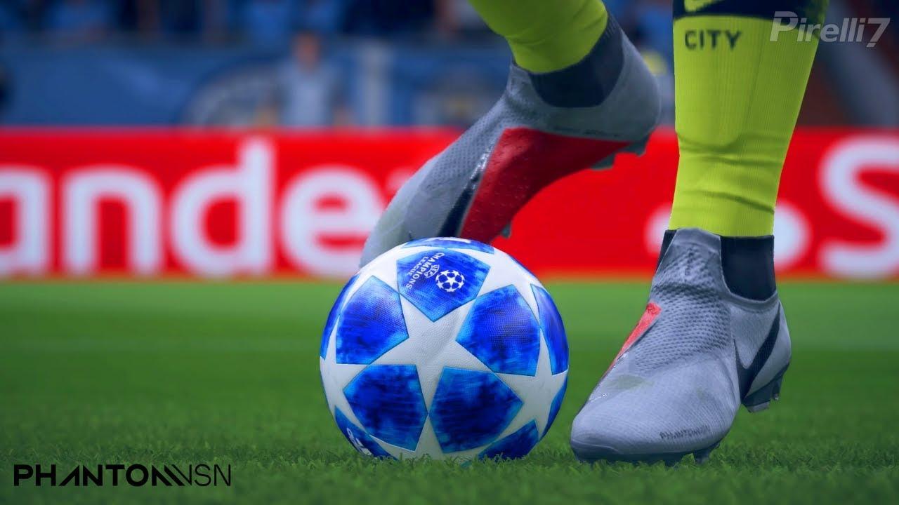 fbda830ecaa8 FIFA 19 New Boots: KEVIN DE BRUYNE ○ Goals & Skills ▻ PHANTOM VSN ||  Pirelli7