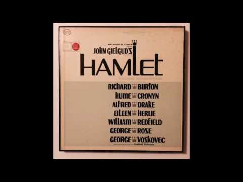 Hamlet: The 1964 Studio Album (Starring Richard Burton & The Broadway Cast)