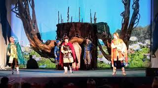 Лукоморье мюзикл Три царевича