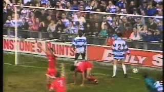 QPR's Best Ever Finish In The Premiership 92-93 Season