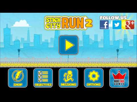 Stick City Run 2: Running Game (by Lettu Games) / Android Gameplay HD