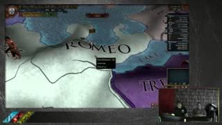 "Europa Universalis IV: Cossacks - ""Secret Denmark"" Dev Session with DDRJake and Wiz"