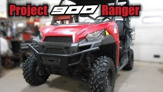 Polaris Ranger 900 Intro