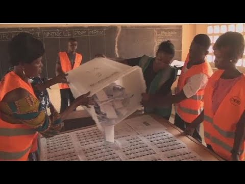 Togo's legislative poll: counting underway