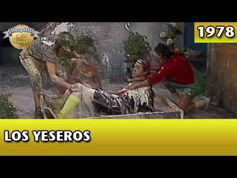 El Chavo | Los yeseros (Completo)