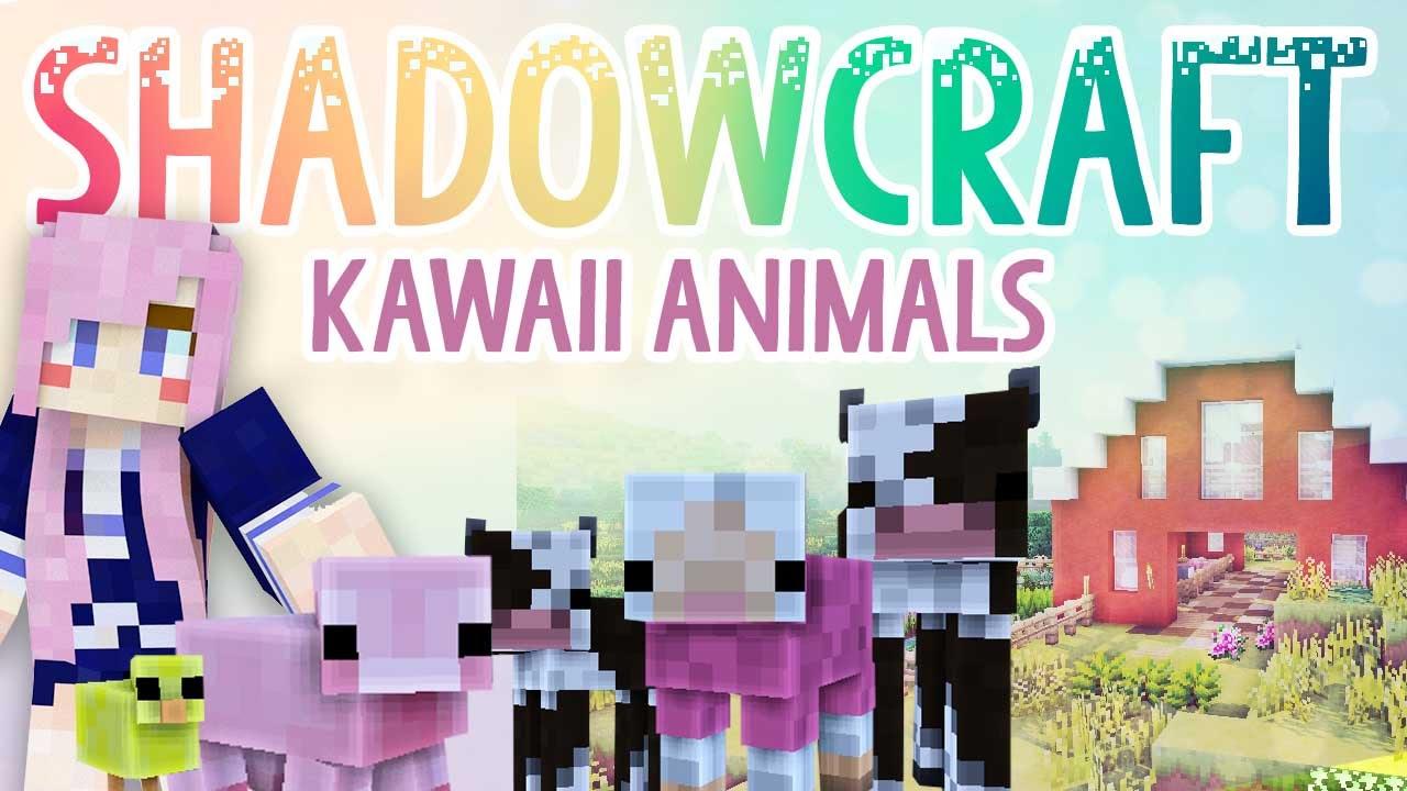 Kawaii Animals Shadowcraft 2 0 Ep 7 Youtube
