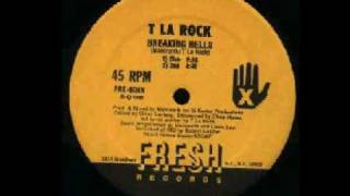 Old School Beats - T La Rock - Breaking Bells Thumbnail