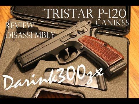 Tristar P120 Canik55