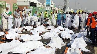 Mecca Stampede Kills Over 700