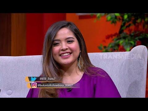 Cerita TASYA KAMILA Saat Kuliah |  BUKAN TALK SHOW BIASA  (11/06/18) 1-4